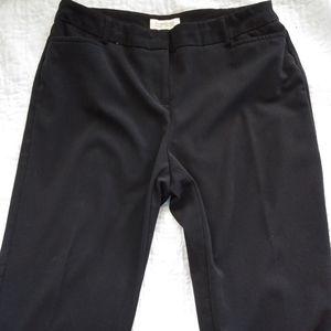 """Covington """"Vanessa"""" Black Dress Pants Slacks"""
